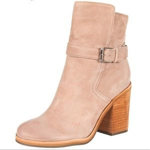🍁Beautiful Sam Edelman PERRY heeled boots neutral